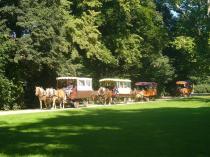 Kremserfahrt mit dem Reiterhof zum Tannengrund