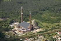Kraftwerk Plessa in Plessa, Foto: Tourismusverband Elbe-Elster-Land, SWFG